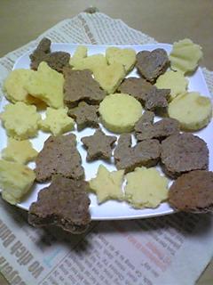 クッキーだいすき
